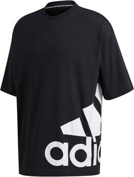 adidas Camiseta Manga Corta Big Badge Of Sport Boxy mujer