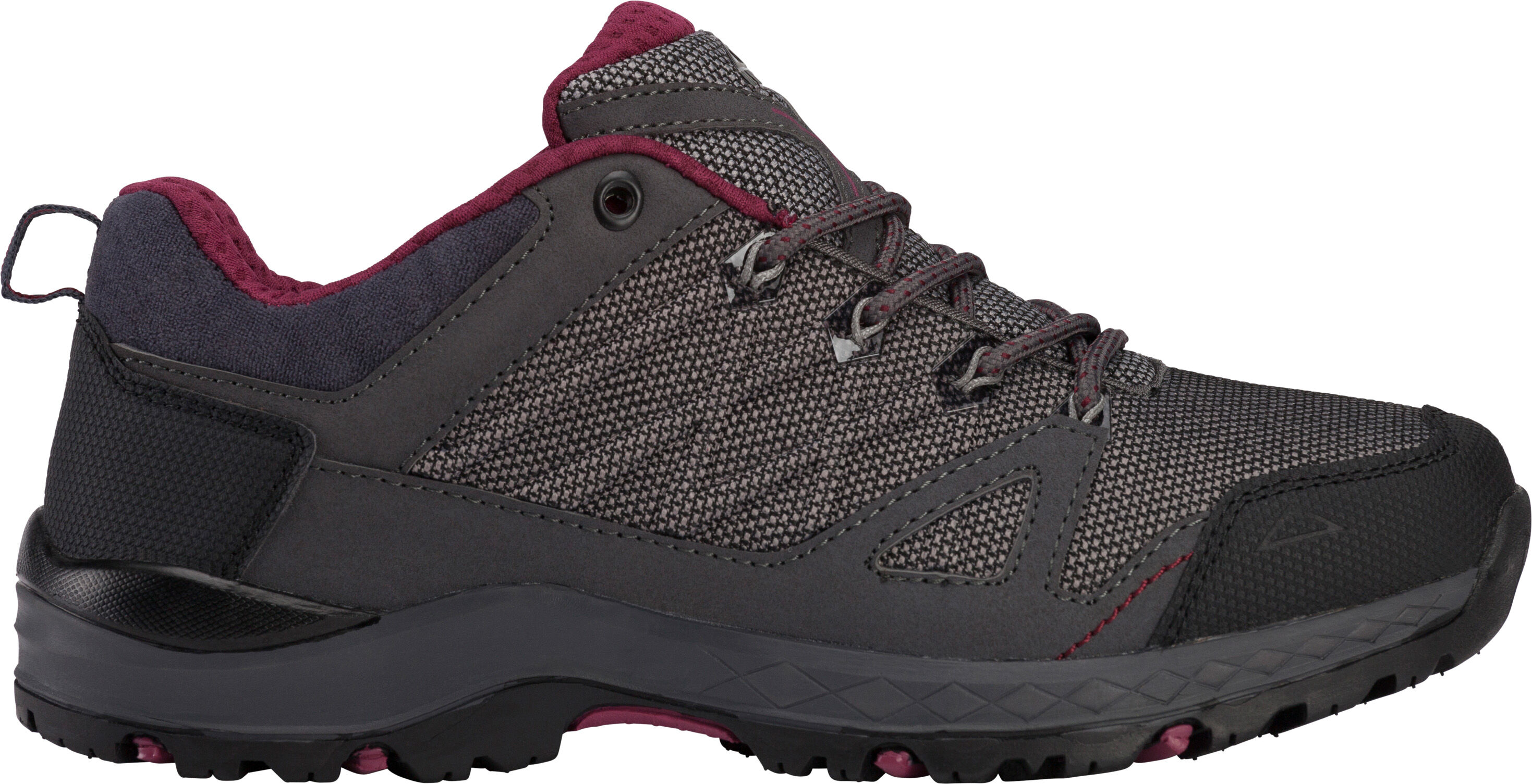 Zapatillas De Montaña Salomon Savica Trail W Mujer Rojo