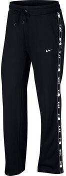 Nike W NSW PANT LOGO TAPE POPPER mujer Negro