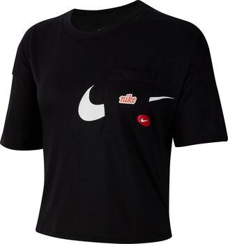 Nike Icon Clash mujer Negro