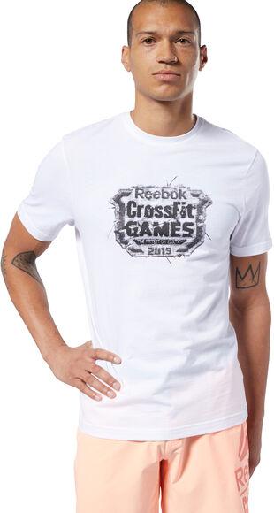 Camiseta RC Distressed Crest Tee
