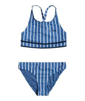 Roxy Bikini Perfect Bi Crop G   niña