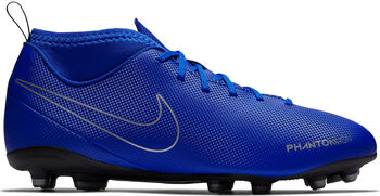 Nike JR Phantom Vision Club Dynamic Fit FG/MG Azul