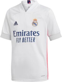 adidas Camiseta primera equipación Real Madrid 20/21 niño
