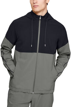 Under Armour Sudadera Athlete Recovery Woven Warm Up hombre