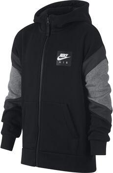 Nike Air hoodie fz Negro