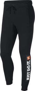 Nike Sportswear Fleece Joggers hombre Negro