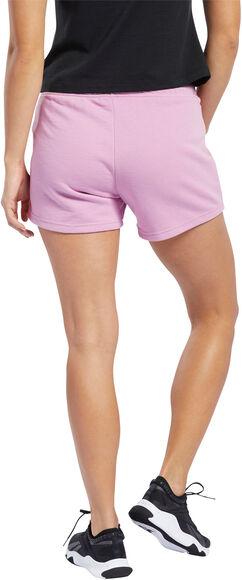Pantalón Corto TE Linear Logo Short