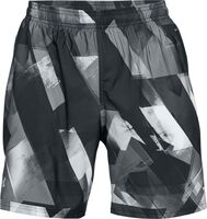 "Under Armour Launch SW 7"" Print Hombre"