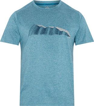 McKINLEY Camiseta Manga Corta Reamy hombre Azul