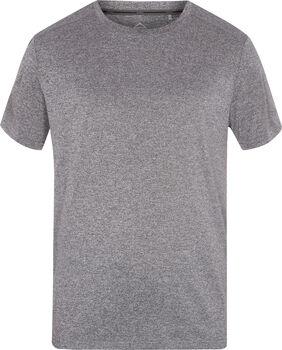 McKINLEY Camiseta manga corta Reamy hombre Gris