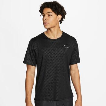 Nike Camiseta de manga corta Miler Run hombre