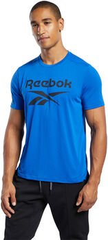 Reebok Camiseta WOR SUP GRAPHIC SS TEE hombre