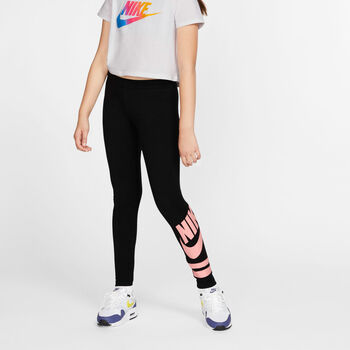 Nike Sportswear graphic leggings  niña