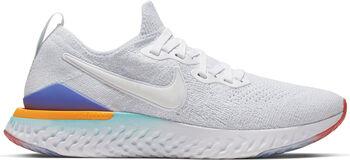 Nike Epic React Flyknit 2 mujer Blanco