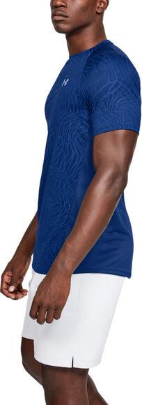 Camiseta de manga corta UA MK-1 Jacquard para hombre