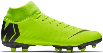 Nike Botas de fútbol Mercurial Superfly 6 Academy MG hombre Amarillo