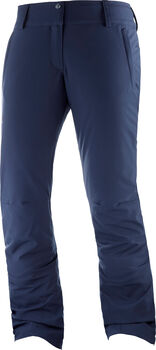Salomon Pantalon STRIKE PANT W-Night Sky-- mujer