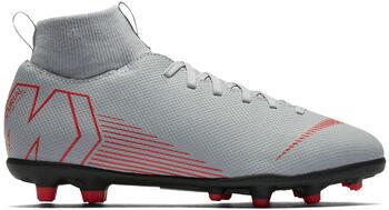 Botas fútbol Nike Mercurial JR Superfly 6 Academy MG  Gris