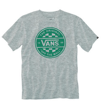Vans Camiseta Checker CO. II hombre