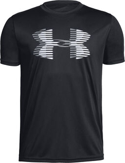 Camiseta manga corta Tech Big Logo Solid