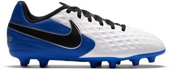 Nike Legend 8 CLUB FG/MG niño Blanco
