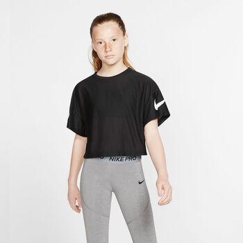 Nike Camiseta m/c G NK DRY SS GFX STUDIO TOP niña
