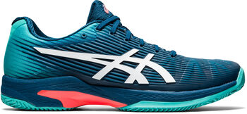 ASICS Zapatillas de Tenis Solution Speed FF Clay hombre Azul