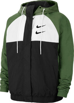Chaqueta Nike Sportswear Swoosh Men's W hombre Negro