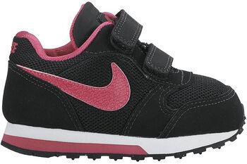 Nike MD Runner 2 (TD) Niña niño Negro