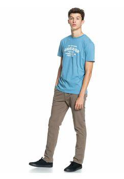 Quiksilver Camiseta Manga Corta Widermiless hombre