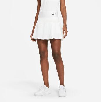 Falda NikeCourt Advantage mujer Blanco