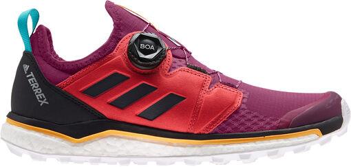 adidas - Zapatilla Terrex Agravic Boa Trail Running - Mujer - Zapatillas trekking y senderismo - 37 1/3