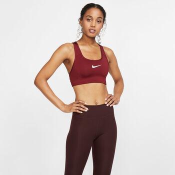 Nike Swoosh mujer Rojo