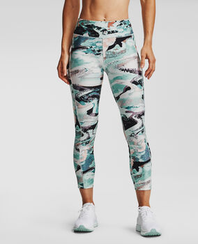 Under Armour Mallas largas con estampado HeatGear® Armour mujer