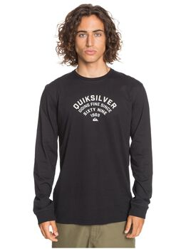 Quiksilver Camiseta de manga larga up to now hombre