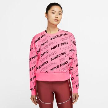 Nike Sudadera Pro Fleece mujer Rosa
