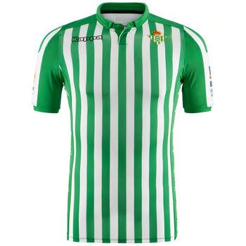 Kappa Equipación local oficial Real Betis 19/20 hombre Verde