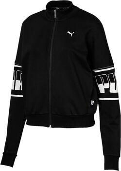 Puma Rebel Track Jacket FL mujer