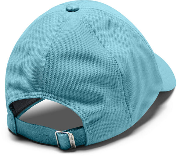 Gorra UA Play Up Heathered para mujer