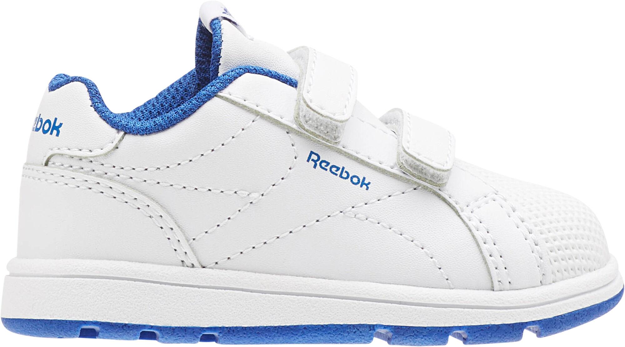 zapatillas reebok royal complete clean infantil y bebe cn4825