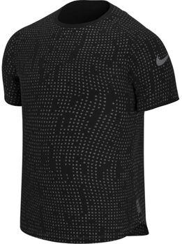 Nike Camiseta m/cNP BRT TOP SS AOJ hombre Negro