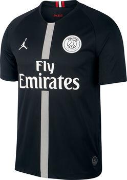 Nike Breathe PSG Stadium camiseta manga corta 3r hombre Negro