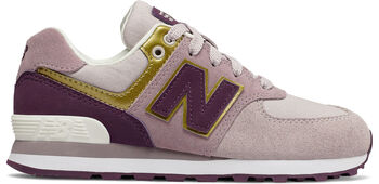 New Balance 574 Classic: Suede/Textile