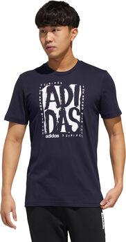ADIDAS Camiseta Manga Corta M STMP T hombre