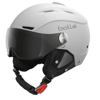 Casco BACKLINE VISOR SOFT WHITE WITH