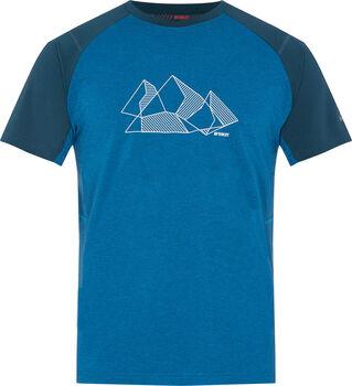 McKINLEY Camiseta manga corta Ponga  hombre Azul