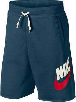 Nike M NSW HE SHORT FT ALUMNI hombre Verde