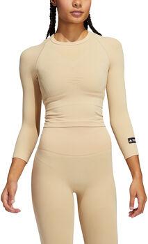 adidas Camiseta Formotion Cropped Training mujer