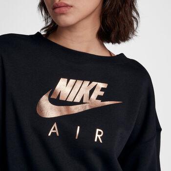 Nike Sportswear Rally Crew Air mujer Negro